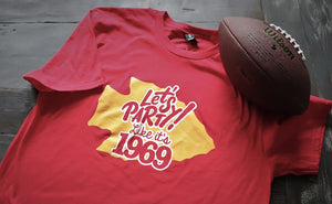 Let's Party! - KC Shirts