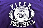 Piper Football Hoodie Sweatshirt