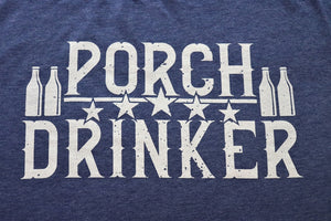 Porch Drinker™ T-Shirt - KC Shirts