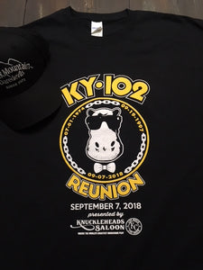Reunion KY102 T-Shirt