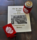 Strawberry Hill Koozie