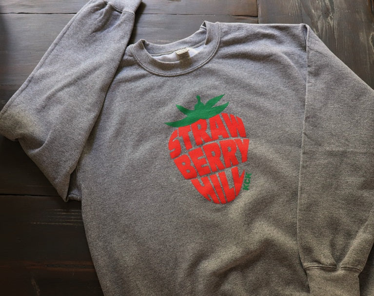 KC Historic Strawberry Hill Crewneck Sweatshirt