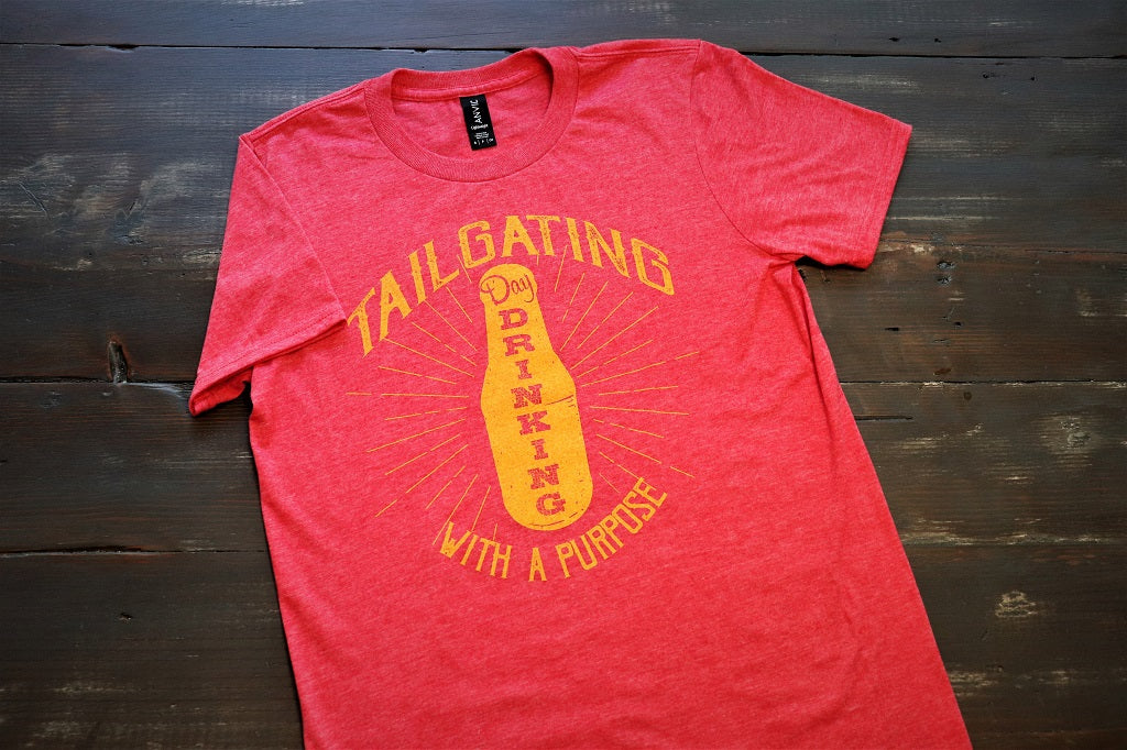 Tailgating is Day Drinking with a Purpose - KC Shirts