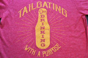 Tailgating is Day Drinking with a Purpose