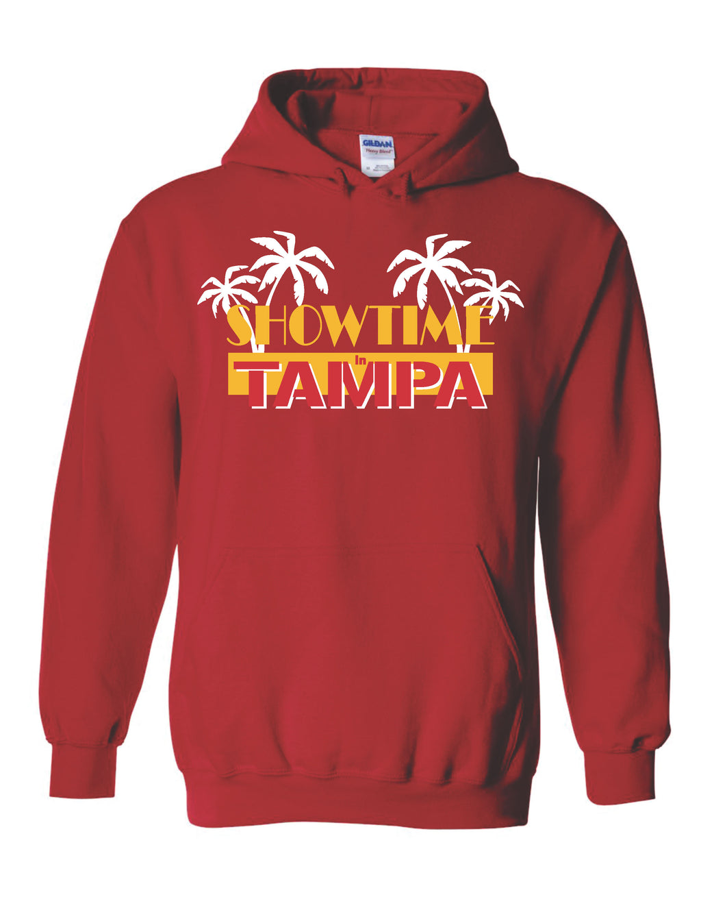 Showtime In Tampa! Hoodie