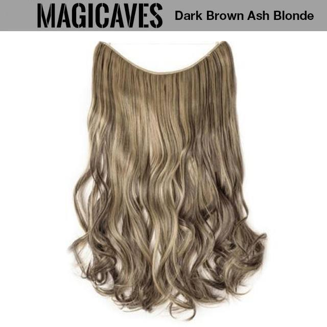 Invisible Halo Hair Extensions Magicaves