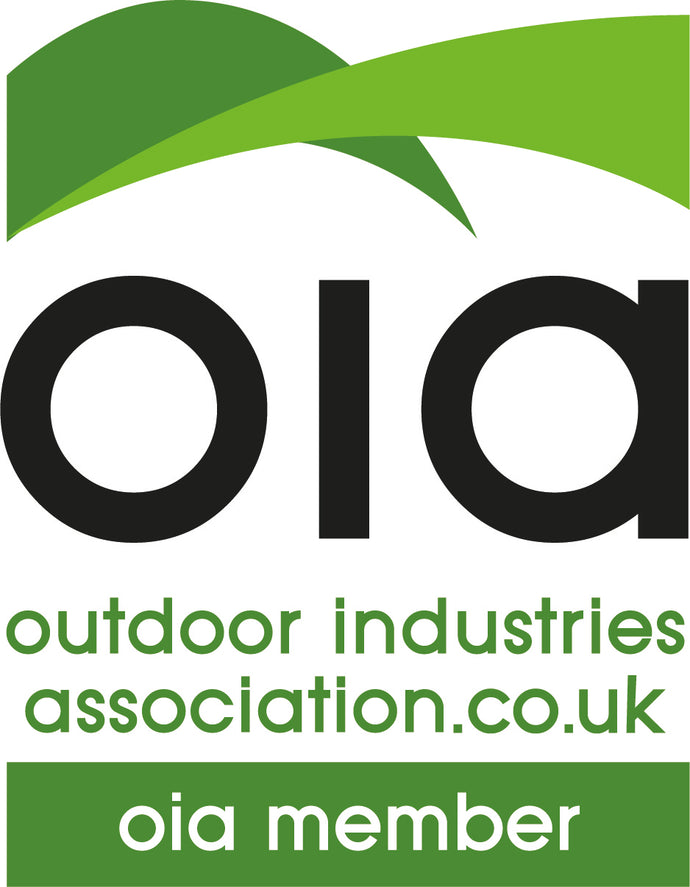 We are proud to announce we are members of the Outdoor Industries Association.