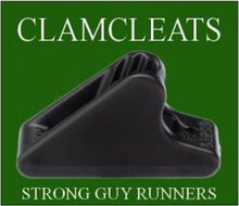 Clamcleat® CL260 Line-Lok® when ordered with other products.