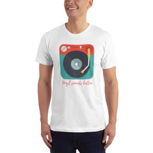 Turntable Fan T-Shirt