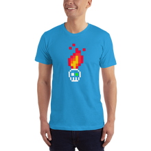 Burning Skull T-Shirt