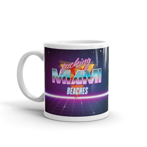 Miami Beaches Mug
