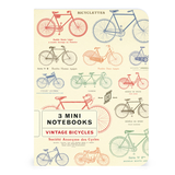 NOTEBOOK SET CH / VINTAGE BICYCLES