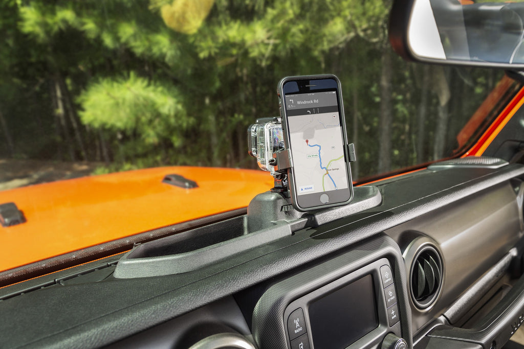 RUGGED RIDGE Dash Multi-Mount Phone Kit