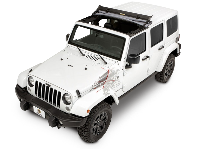 BESTOP Sunrider for Hardtop for 07-18 Jeep Wrangler JK & JK Unlimited