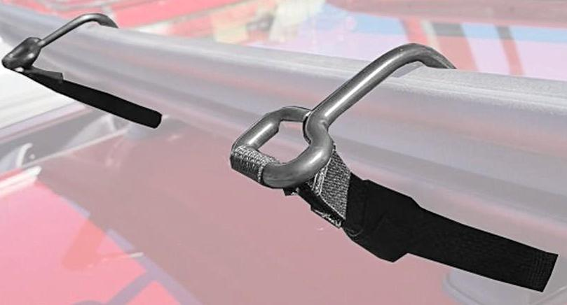 MOPAR Windshield Tie-down Straps for all Jeeps