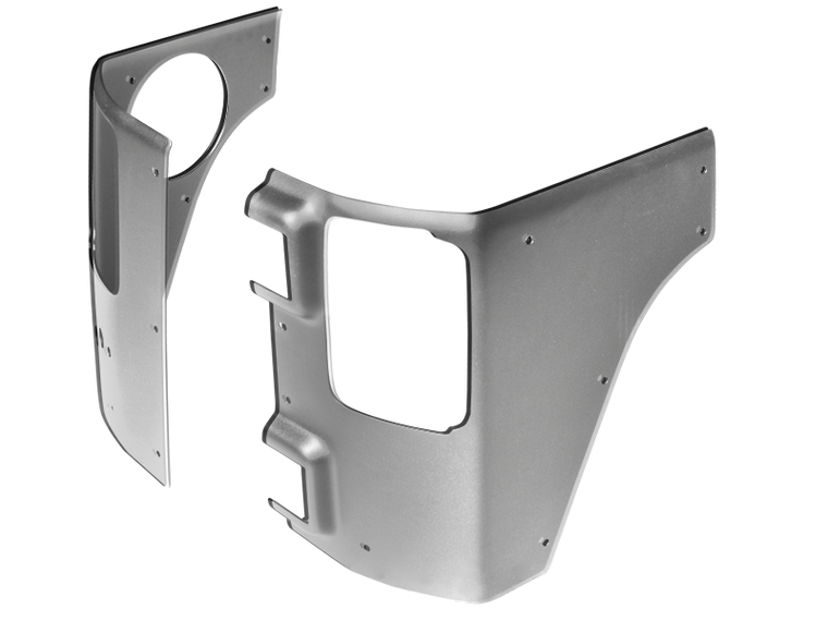 AEV Builder Corner Guards for 07-18 Jeep Wrangler JK Unlimited