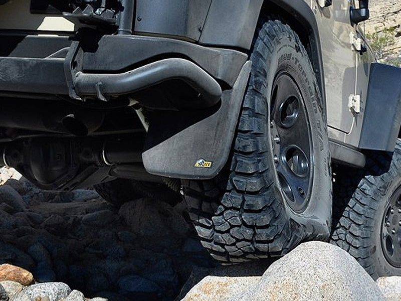 AEV Splash Guards for 07-18 Jeep Wrangler JK & JK Unlimited