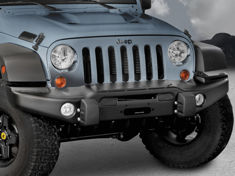 AEV Tubeless Bumper (COD) for 07-18 Jeep Wrangler JK & JK Unlimited
