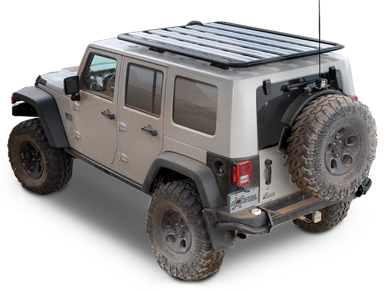 AEV Roof Rack, 4 Door Only For 07 18 Jeep Wrangler JK Unlimited