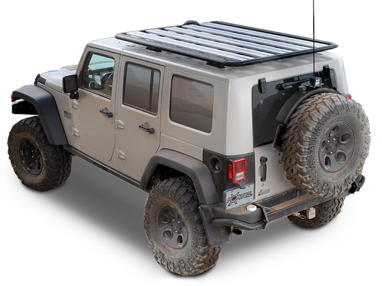 AEV  Roof Rack, 4-Door Only for 07-18 Jeep Wrangler JK Unlimited