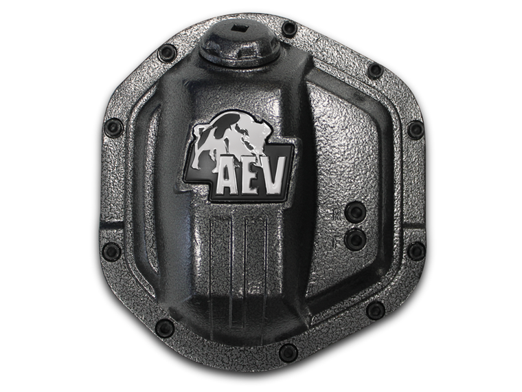 AEV Differential Cover for Front or Rear Dana 44 Axles for 07-18 Jeep Wrangler JK & JK Unlimited
