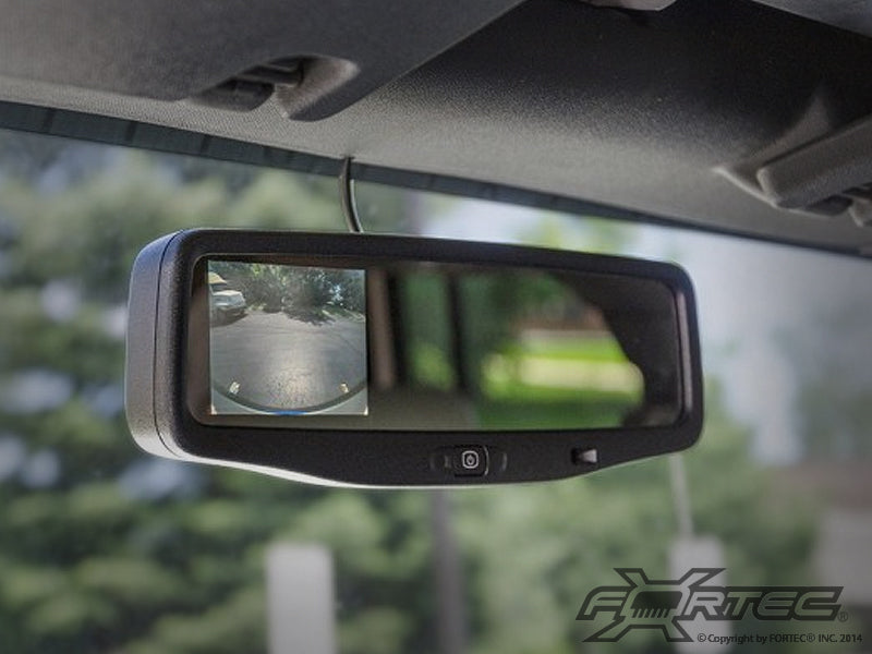 AEV Back Up Camera System - Camera to OE Navigation for 07-18 Jeep Wrangler JK & JK Unlimited