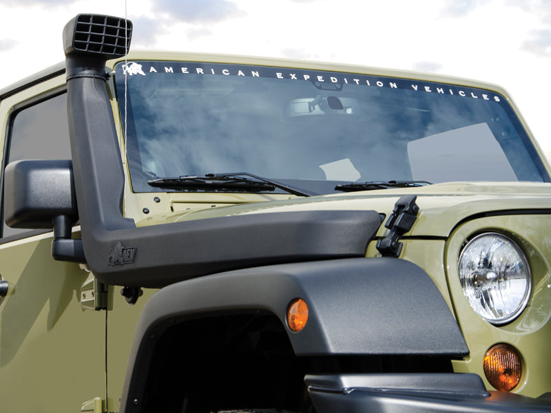 AEV Snorkel Kit for 12-18 Wrangler JK 3.6l