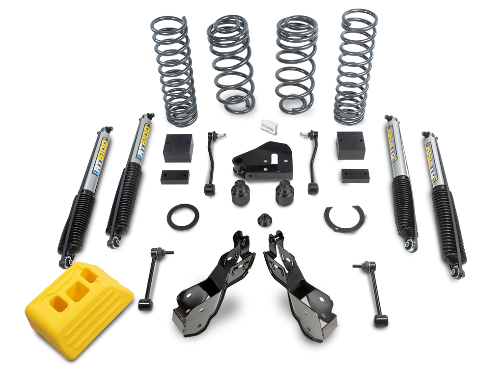 "AEV 2.5"" Dual Sport RT Suspension System for 18-up Jeep Wrangler JL & JL Unlimited"