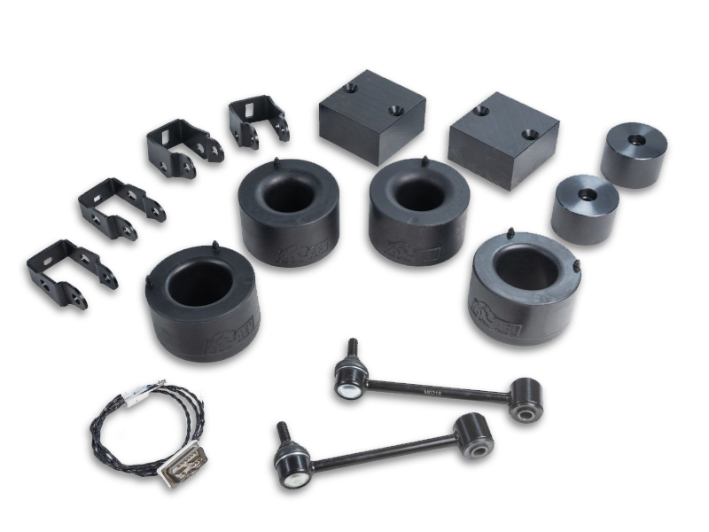 "AEV 2.0"" Spacer Suspension for 18-up Jeep Wrangler JL"