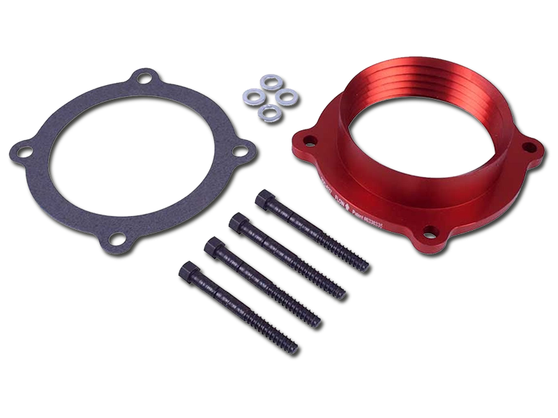 POWER AID Throttle Body Spacer for 07-18 Jeep Wrangler JK & JK Unlimited
