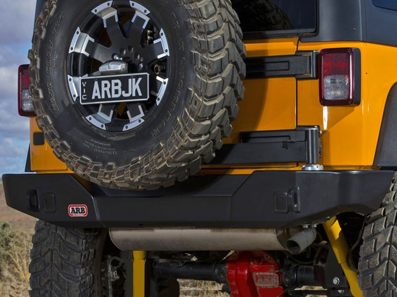 ARB Modular Rear Bumper for 07-18 Jeep Wrangler JK & JK Unlimited