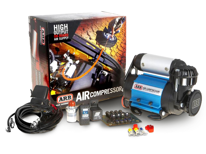 ARB 12V On-Board High Performance Air Compressor