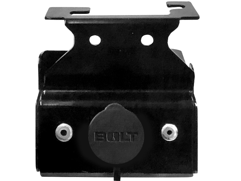 BOLT Hood Lock for Jeep Ignition Key for 18-up Jeep Wrangler JL and 20-up JT Gladiator