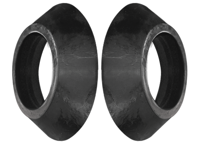 CROWN D-Ring Washers in Black (Pair) – FORTEC4x4