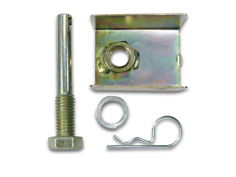 "CURT Manufacturing Anti-Rattle Kit for 2"" Hollow Shank"