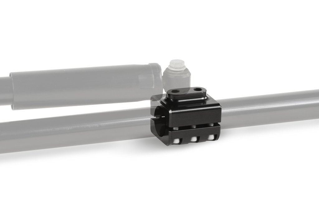 "STEER SMART COMPONENTS YETI XD™ FLEX STEERING STABILIZER / DAMPER BRACKET (1-5/8"" TIE ROD)"