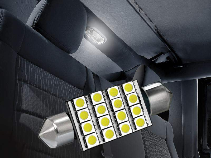 FORTEC Interior LED Light Bulbs