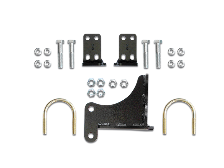 FORTEC Exclusive Dual Stabilizer Bracket Kit for 07-18 Jeep Wrangler JK & JK Unlimited