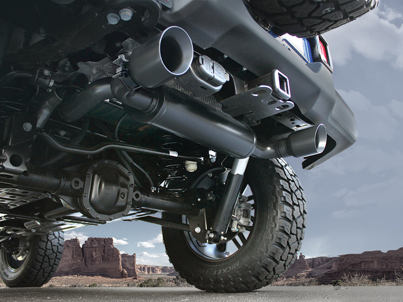 MAGNAFLOW  Dual Exhaust System for 18-up Jeep Wrangler JL & JL Unlimited