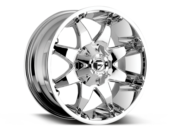 Fuel D508 Octane Wheel In Chrome For 07 18 Jeep Wrangler Jk 18
