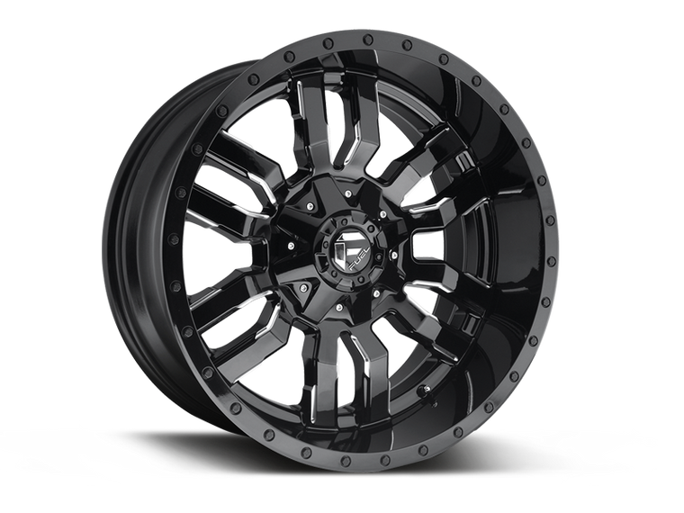 "FUEL D595 ""SLEDGE"" Wheel for 07-up Jeep Wrangler JK, JL & JT Gladiator"