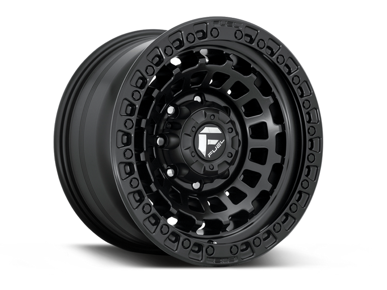 "FUEL 633 ""ZEPHYR"" Wheel for 07-up Jeep Wrangler JK, JL & Gladiator JT"