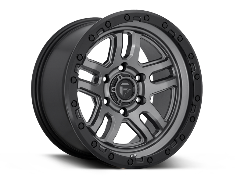 "FUEL D701 ""AMMO"" Wheel for 07-up Jeep Wrangler JK, JL & Gladiator JT"