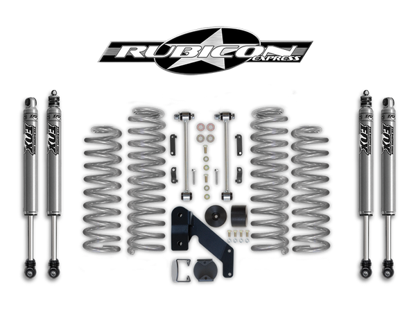 fortec 2 5 u201d suspension kit by rubicon express for 07