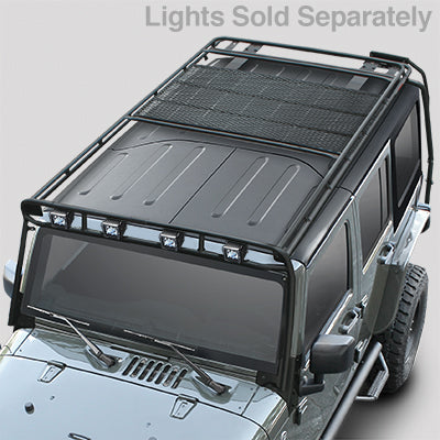 Gobi Roof Rack For 07 18 Jeep Wrangler Jk Amp Jk Unlimited