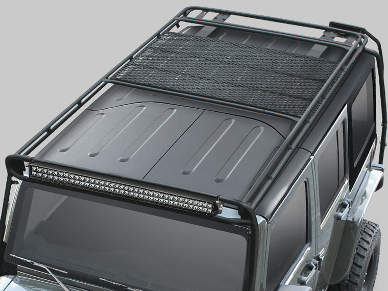 GOBI Roof Rack for 07-18 Jeep Wrangler JK & JK Unlimited