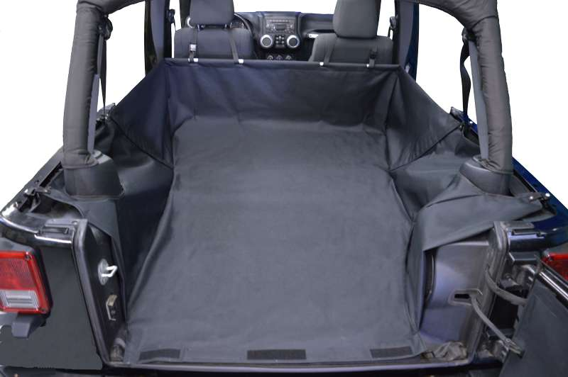 DIRTYDOG4x4 Cargo Liner for 07-18 Jeep Wrangler JK & JK Unlimited
