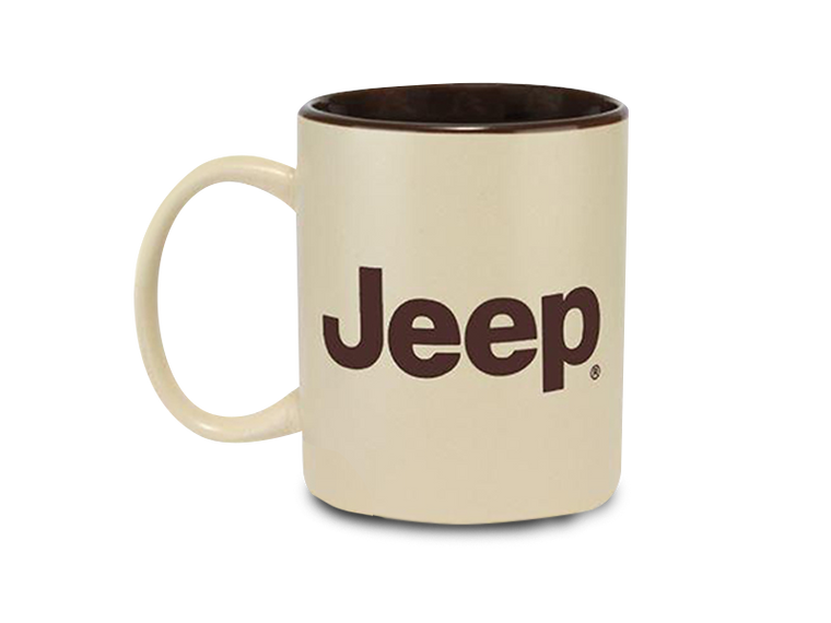 JEEP 11 oz Two Tone Mug