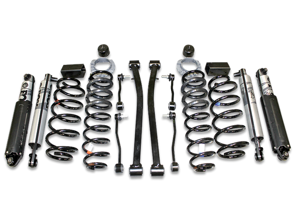 mopar 2 u0026quot  lift kit with fox shocks for 18