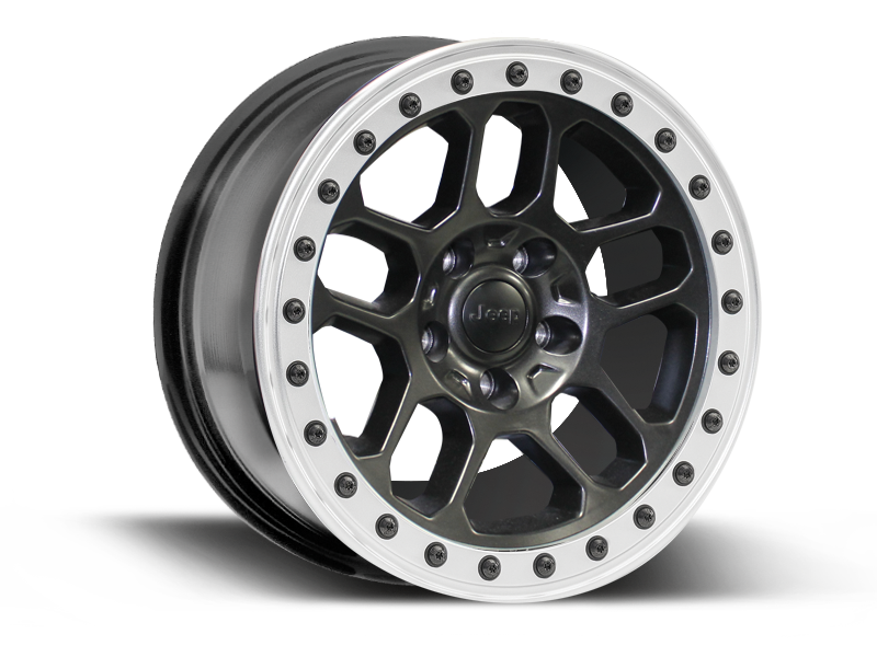 MOPAR® BEADLOCK Wheel for 18-up Jeep Wrangler JL & JL ...